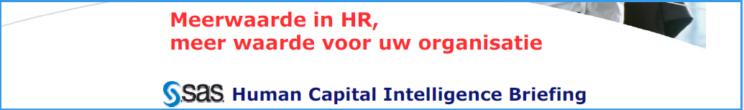 SAS Briefing: More Value in HR