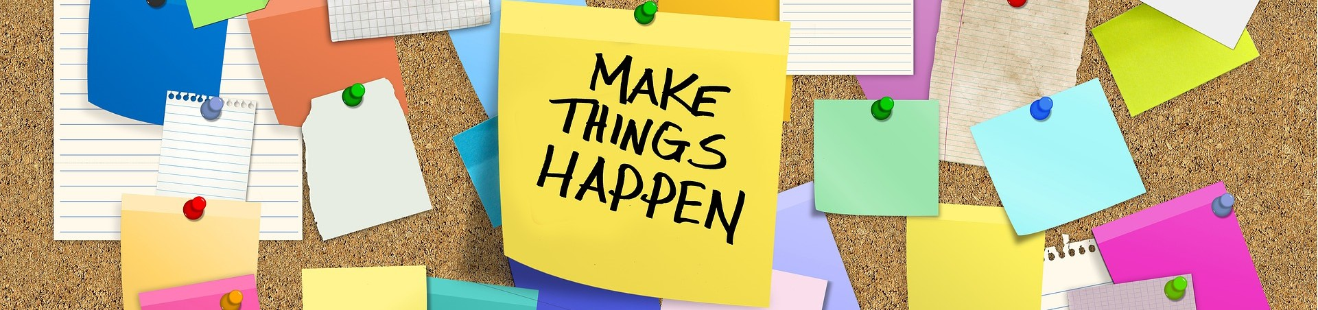 Make Things Happen on a Post-It