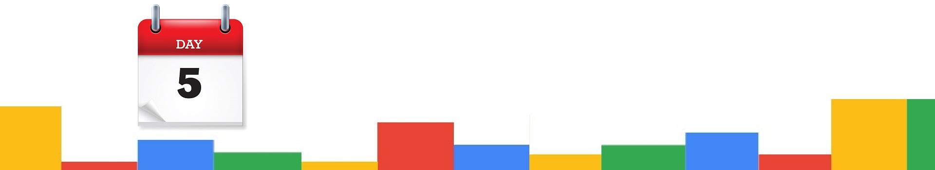 Google Day 5
