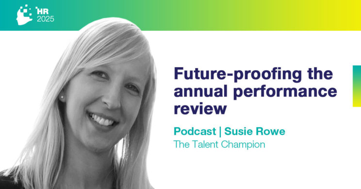 Future-proofing the annual performance review